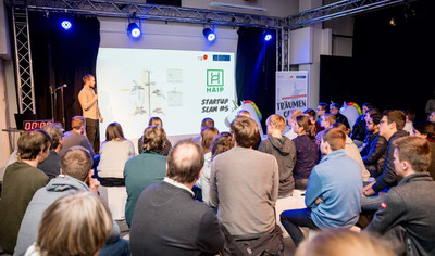 Uni Hannover start-up-slam